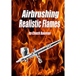 Airbrushing Realistic Flames