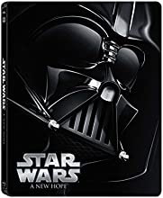 Star Wars: A New Hope Limited Edition Steel Book (Bilingual) [Blu-ray]