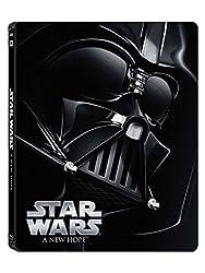 Star Wars: Episode IV - A New Hope Steelbook [Blu-ray]