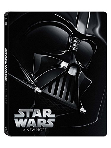 Star Wars: Episode IV - A New Hope Steelbook [Blu-ray]