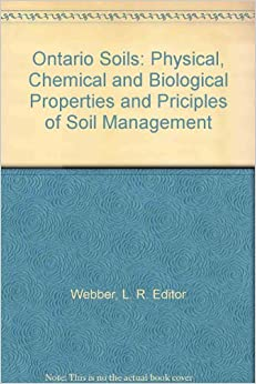Ontario soils physical chemical and biological for Physical and chemical properties of soil wikipedia