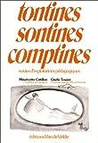 echange, troc Mauricette Catillon - Tontines, Sontines, Comptines