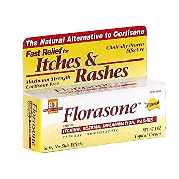 homeopathic relief for itches and rashes.