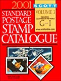 Scott 2001 Standard Postage Stamp Catalogue, Vol. 3: Countries of the World- G-I