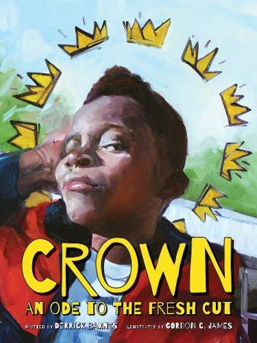 Book Cover: Crown: An Ode to the Fresh Cut