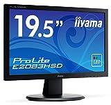 Iiyama E2083HSD-B1 20 inch LED/LCD Monitor (1000:1, 250 cd/m, 5ms)