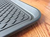 Multi-purpose Tray by Alex Carseon, for Boots, Shoes, Paint, Pets, Garden, Laundry, Kitchen, Pantry, Car, Entryway, Garage, Mudroom. Indoor-Outdoor Storage and Floor Protection, Use as Cat Litter Mat or Dog Feeding Mat - 30x15x1.2 inches