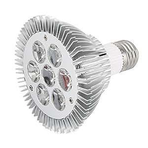 AC 85-265V 7x2W E27 Par30 LED Spotlight Lamp Bulb Natural White Light