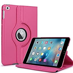 Moca(Tm) Ipad Air 2 Case Cover, With Auto Wake/Sleep Smart Pu Leather Stand Flip Case Cover For Apple Ipad Air 2 Ipad 6, Get Designer Metal Tin Free!