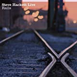 Live Rails by HACKETT,STEVE (2011)