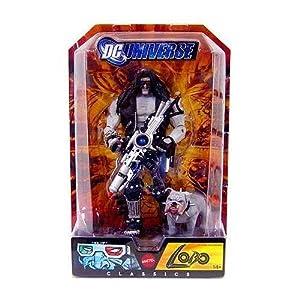 DC Universe Classics: SDCC Exclusive Lobo Action Figure: Toys & Games