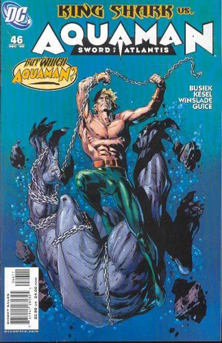 Aquaman Sword of Atlantis #46 (Crown of Thorns)
