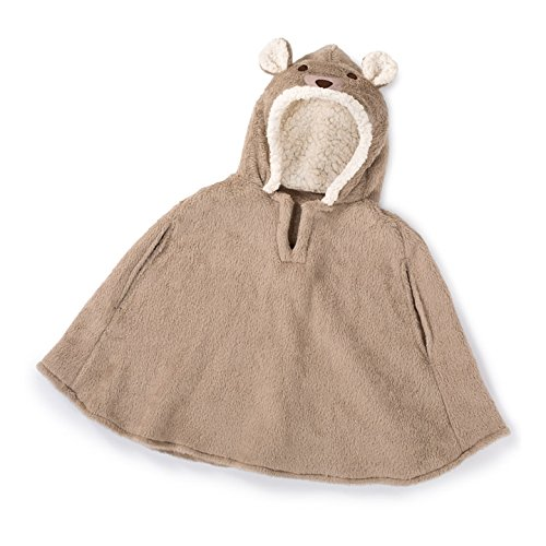 Summer Infant Car Seat Coat and Poncho, Cuddly Bear - 1