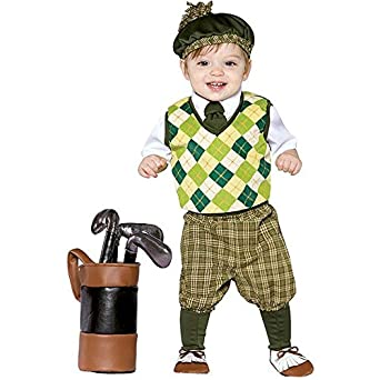 Little Boys' Toddler Future Golfer Costume 24 Months