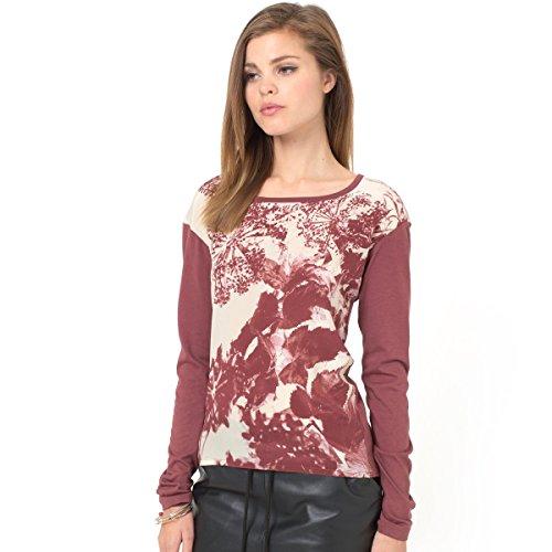 Bensimon Donna Tshirt Taglia 4 Marrone
