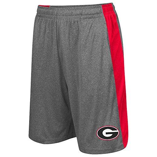 Mens NCAA Georgia Bulldogs Basketball Shorts  - M