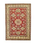 L'EDEN DEL TAPPETO Alfombra Kazak Super Rojo/Multicolor 181 x 263 cm