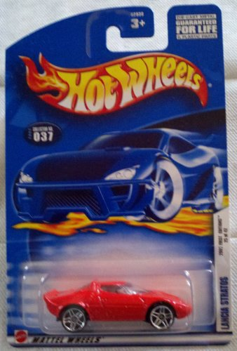 Hot Wheels 2002 Collector No. 037 - Lancia Stratos - 25 of 42 - 1