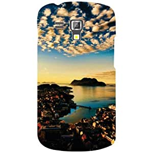 Samsung Galaxy S Duos 7582 Back Cover - Creation Designer Cases
