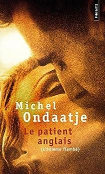 Le patient anglais par Ondaatje