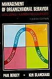 Management of Organizational Behaviour (0135487439) by Hersey, Paul