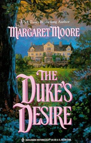 Duke'S Desire (Historical), Margaret Moore