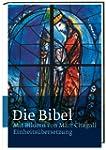 Die Bibel mit Bildern von Marc Chagal...