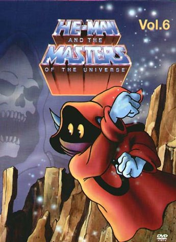 He-Man and the Masters of the Universe, Vol. 06 (2 DVDs)
