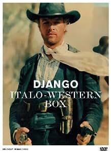 Django - Italo-Western-Box (+ Audio-CD) [4 DVDs]