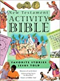 Old Testament Activity Bible: Favorite Bible Stories (Faith Kids)
