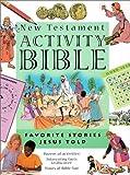 Old Testament Activity Bible: Favorite Bible Stories (Faith Kids)
