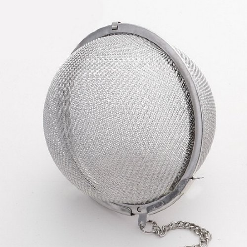 Thickening stainless steel seasoning ball mesh ball tea filters hot pot spices soup tea set