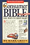 The Consumer Bible (0761112278) by Mark Green
