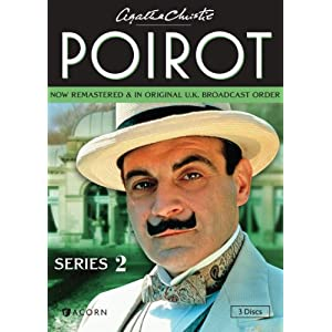 Agatha Christie's Poirot: Series 2 movie