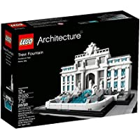 LEGO Trevi Fountain Building Toy