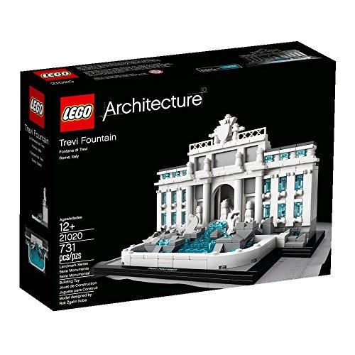 史低价 LEGO乐高Architecture建筑系列