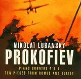 Prokofiev : Sonates pour piano n� 4 et n� 6 - 10 pi�ces de Rom�o et Juliette