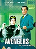 echange, troc The Avengers - Definitive Dossier 1968 Files 7 & 8