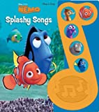 Finding Nemo: Splashy Songs (Interactive Music Book)