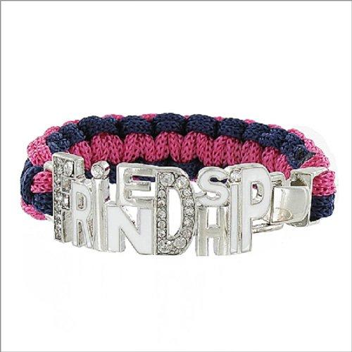 JOA Friendship Letter Paracord Bracelet #041446