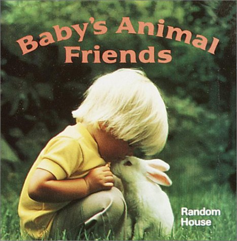 Baby'S Animal Friends (A Chunky Book(R)) front-1005331