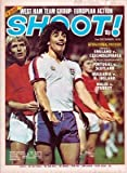 SHOOT cover 02/12/78 England liverpool Southampton KEVIN KEEGAN picture poster