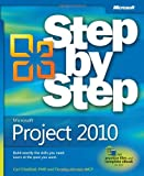 img - for Microsoft Project 2010 Step by Step book / textbook / text book
