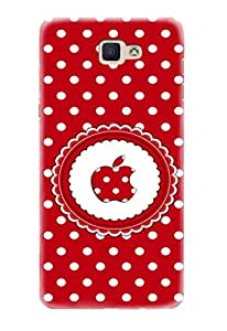 Samsung Galaxy J7 Prime Cover, Samsung Galaxy J7 Prime Case, Designer Printed Cover by Hupshy