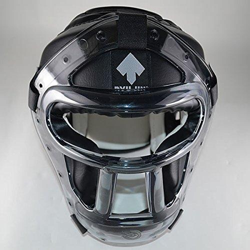 Head guard DX (black, M)
