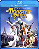 A Monster In Paris (Blu-Ray + 3-D Blu-Ray + DVD)