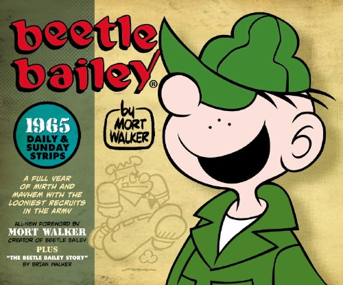 Beetle Bailey HC Dailies&Sundays 1965-1966 (Wizard of Id)