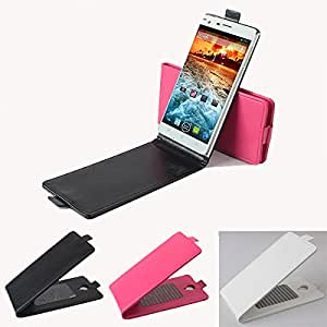 Flip Open PU Leather Protective Case Cover For CUBOT S222**