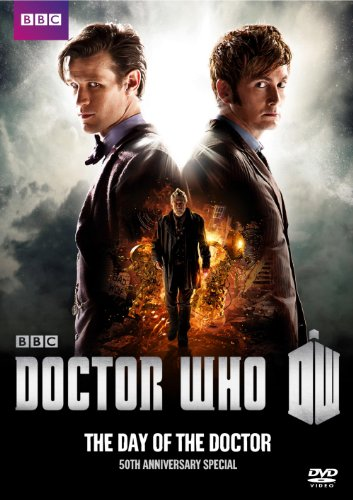 Sale alerts for BBC Home Entertainment Doctor Who 50th Anniversary Special: The Day of the Doctor - Covvet