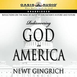 Rediscovering God in America Audiobook
